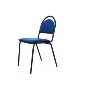 Անշարժ աթոռ STANDART, կապույտ 50149