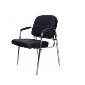 Անշարժ աթոռ FORUM Z11, սև 50136