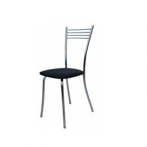 Անշարժ աթոռ BISTRO, սև 50146