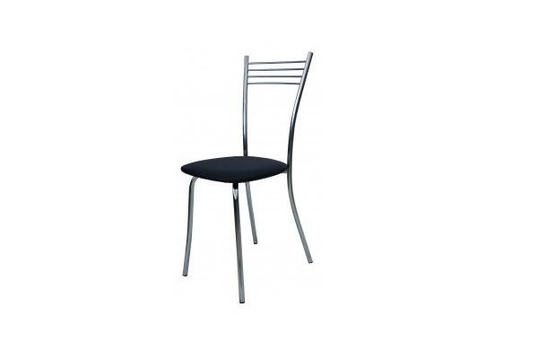 Անշարժ աթոռ BISTRO, սև 50143