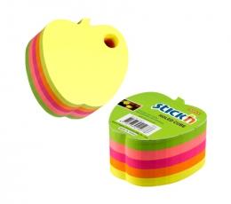 Թղրեր նշումների համար Dolphin խնձորի տեսքով, կպչուն, 500մմ×500մմ,400հատ 13311
